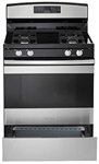 Amana 30 Natural Gas Range Stainless Steel CAT302A,883049411460