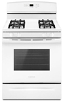 Amana 30 Natural Gas Range White CAT302A,883049411477