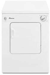 Amana 3.4 Cu Ft Front Load Electric Laundry Dryer White Ada CAT302A,NEC3120FW,883049376646