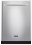 Maytag 23-7/8 Full Console Dishwasher Fingerprint Resistant Stainless Steel CAT302M,883049401980