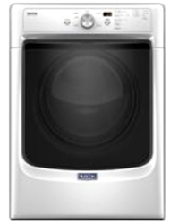 Maytag Med3500fw 27 In Laundry Dryer Front Load Ada Electric CAT302M,MED3500FW,883049385273