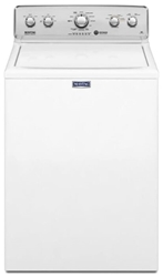 Maytag 4.2 Cu Ft Top Load Laundry Washer White CAT302M,883049409726