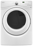 Whirlpool 7.4 Cu Ft Front Load Electric Laundry Dryer White Ada CATO302W,WED75HEFW,883049381541