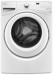 Whirlpool 4.5 Cu Ft Front Load Laundry Washer White Ada CATO302W,WFW75HEFW,883049384528