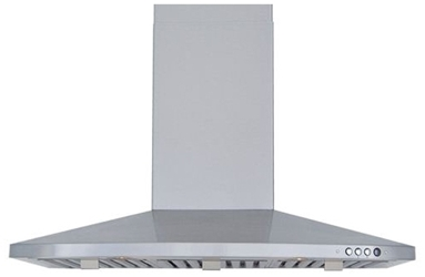 Windster Hoods 36 Wall Mount Range Hood Stainless Steel CATWIN,RA-239036SS,812641020572