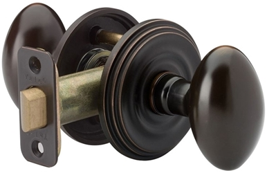 Yale Designe Element Door Knob Oil Rubbed Bronze CATYAL,ELP10US10B,ELP10US10B,ELP10US10B,