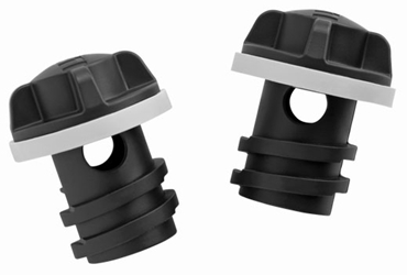 Dpt Yeti Vortex Drain Plug Set Of 2 CAT520,DPT,014394520365