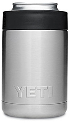 Yramcol Stainless Steel Rambler Colster Coozie CAT520,YRAMCOL,888830003138,COLSTER,RAMCOL,Coozie