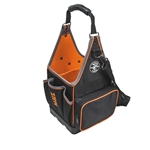 554158-14 Klein Tools 20 Pocket Tote With Shoulder Strap CAT526,554158-14,092644554629