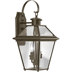 P6616-20 2-60w Cand Wall Lantern CAT731,P6616-20,785247208777