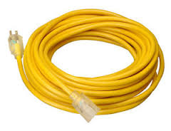 12/3 Stjw Yellow 100ft Extension Cord Lighted End CAT727,2589,029892825898,EXTENSION CORD,100,WIR,EC100,044882400084,74100,SHL123C100FTLTGCORD,