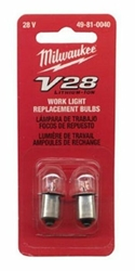49-81-0040 28 Volts Replacement Bulb CAT532,49-81-0040,49810040,045242184880,53269030,