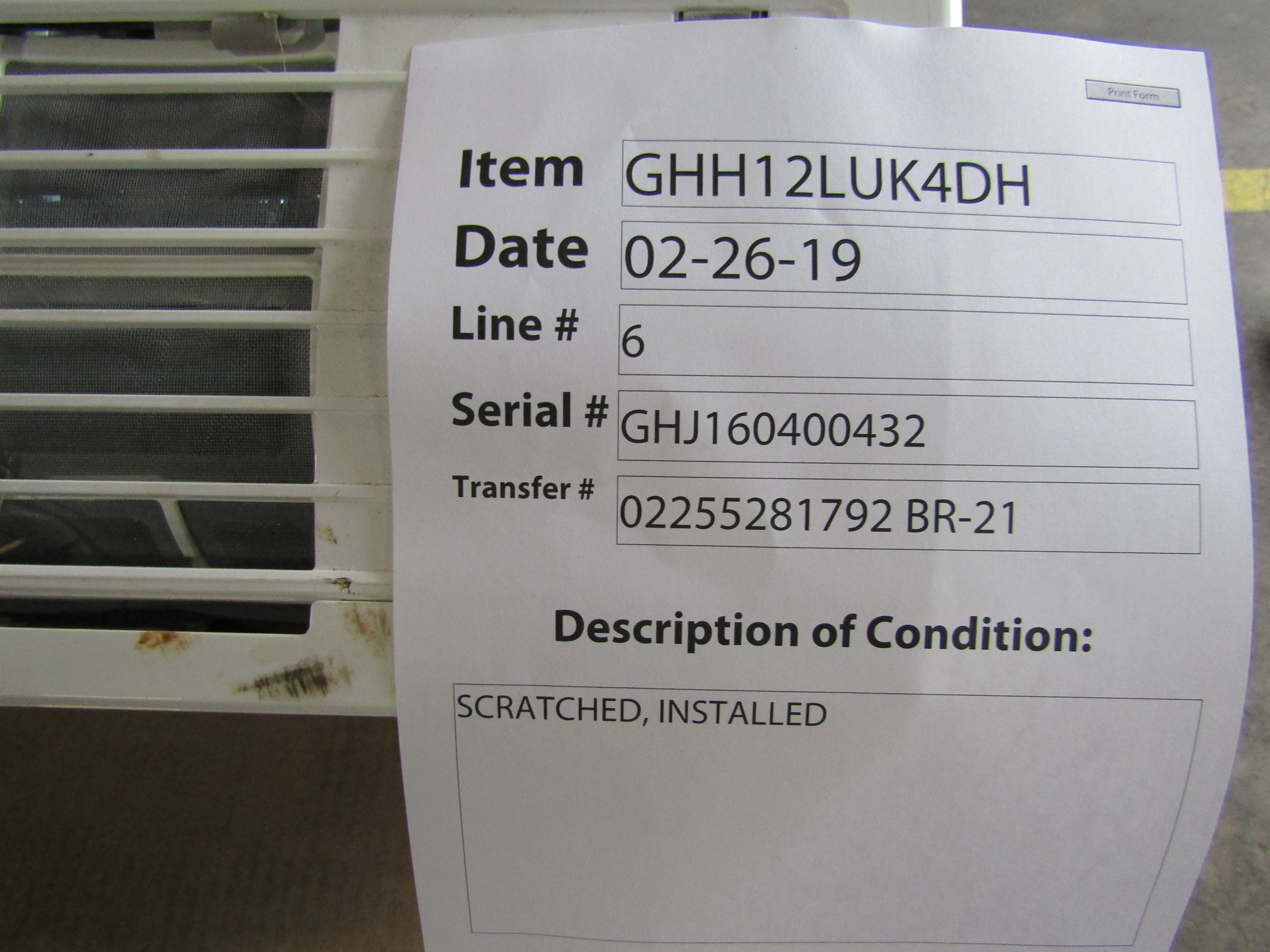 1007901 Gibson 1 Ton 22 Seer 208/230 Volts Two Stage Heat Pump Scratch And Dent Status M - STAMD313MS103