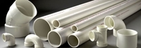 1 In X 20 Ft Pvc Pipe Schedule 40 Belled End CAT461,01700301,1PV40,P40G,P4G,098248420469,
