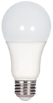 S9811 Satco A19 Led 1100 Lumens 3000k E26 Medium Base Frosted Light Bulb CAT766,S9811,045923098116,SATS9811