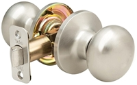 Sn80us15 Yale Ye Series 2-13/64 Door Knob Satin Nickel CATYAL,MFGR VENDOR: YALE,PRCH VENDOR: YALE,